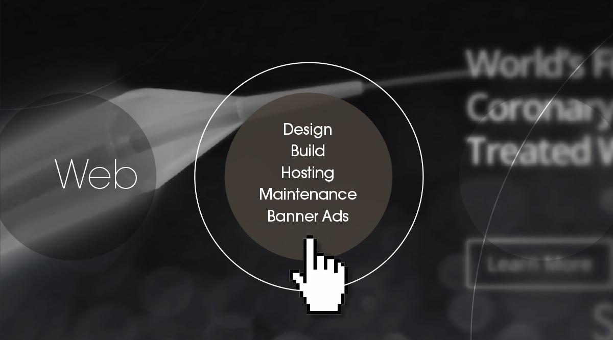 Web | Design, Build, Hosting, Maintenance, Banner Ads