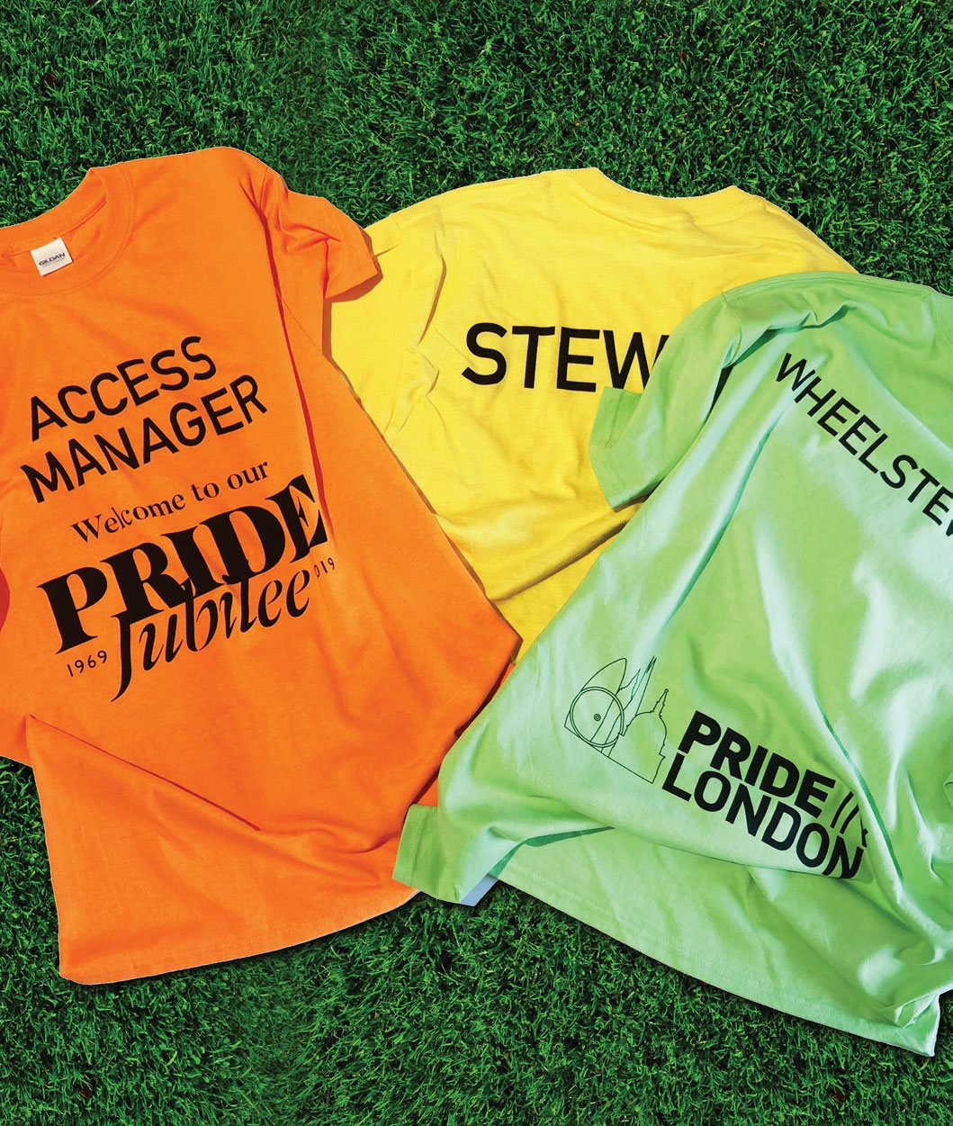 Pride in London - T-Shirts
